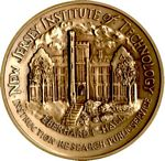 NJIT medallion